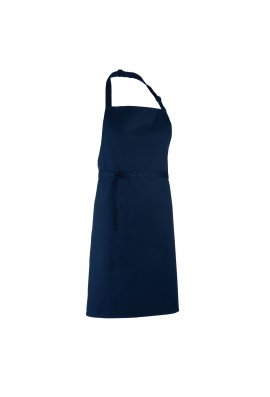 Premier PR150 Colours Bib Apron (One Size)