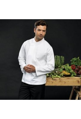 Premier PR669 Culinary Pull-On-Chefs Long Sleeve Tunic