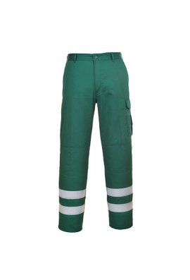 Portwest S917BTG Iona Safety Combat Trousers