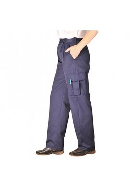 Portwest C099NAV Ladies Combat Trousers