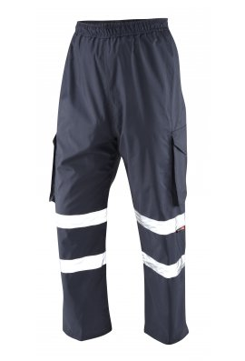 Leo Workwear L01-N Appledore Cargo OverTrousers (Small To 4XL)