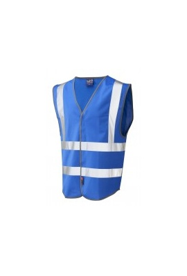 Leo Workwear W05 Pilton Hi Vis Vests Range Of Colours (Small To 6XL)