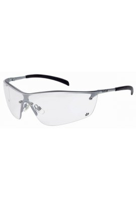 Bolle SILPSI Bolle Sillium Clear Lens Safety Glasses (box of 10)