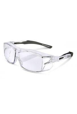 B Brand BBH60 B-Brand Clear Cover Spec Ergo Temp Glasses (Pack Of 10)