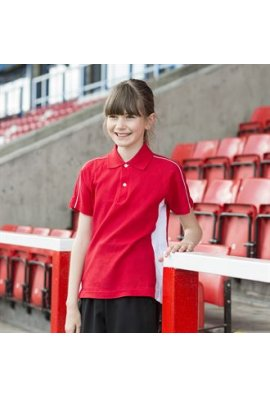 Finden And Hales LV324 Kids Sports Polo