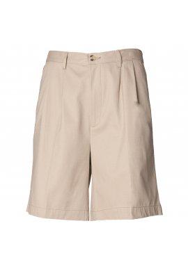 Henbury HB605 Teflon Coated Chino Shorts Stone