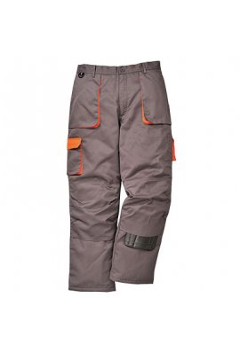 Portwest TX16 Texo Contrast Trouser-Lined Grey