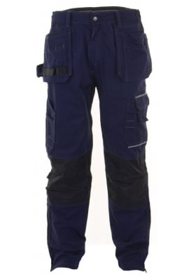 Beeswift SMPTN Click Navy Shawbury Premium Multi Pocket Trouser