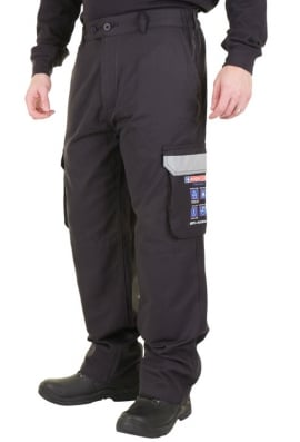 Beeswift CARC4 Click ARC Compliant Trousers (Navy)