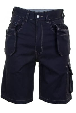 Beeswift GMPSN Click Grantham Navy M/Pocket Shorts
