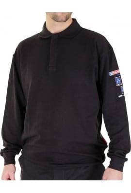 Click CARC1 ARC Compliant Polo Shirt Navy (Small to 6XL)