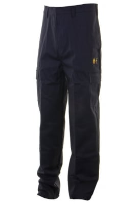 Click Flame Retardent Anti Static  Trousers - Navy (30to48)