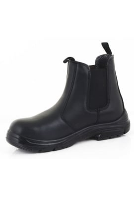 Beeswift CF16BL Click D/D Dealer Boot Black - (03To13)