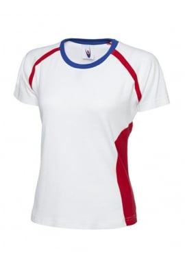 Uneek UC312 Ladies Premium Short Sleeved T-Shirt (One Size)