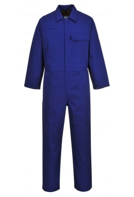 Portwest C030RB CE Safe-Welder Coverall Flame Orange