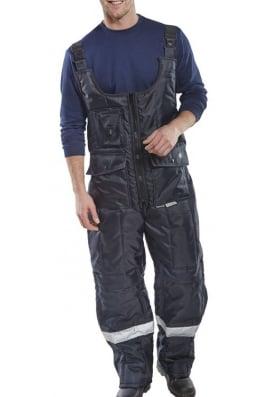 Click CCFBN ColdStar Freezer Bib Trousers (SmallTo3XL)