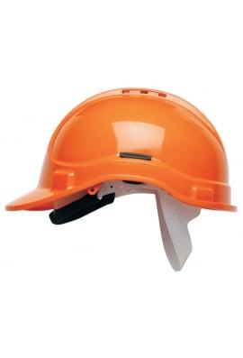 Scott Safety HC300VOR Orange Vented Elite Helmet (OneSize)
