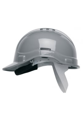Scott Safety HC300VGY Grey Vented Elite Helmet (OneSize)