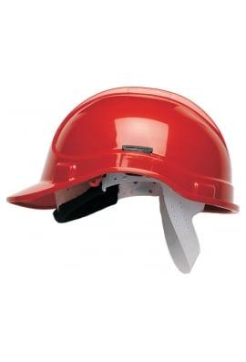 Scott Safety HC300ERD Red Scott Elite Helmet (OneSize)