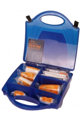 Click CFAK10 10 Person Kitchen First Aid Kit