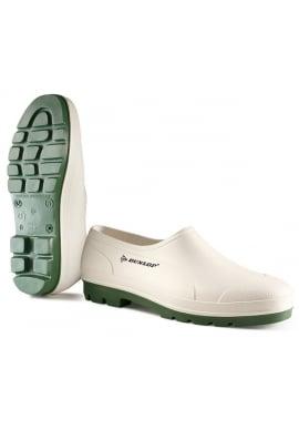 Click WGO White Wellie Shoe