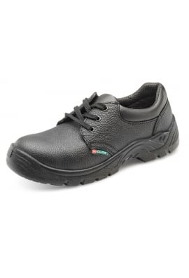 Click CDDS Click Footwear Dual Density Safety Shoe Non Mid Sole