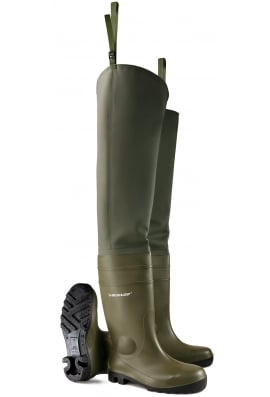 Click PTWFS Full Safety Thigh Wader