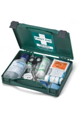Click CFABST Travel First Aid Kit