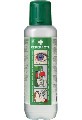 Click CM0727 Click Medical Cederroth 500ml Eyewas Bottle