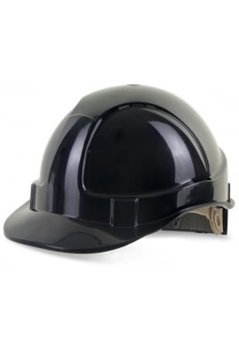 Click B BRAND COMFORT SAFETY HELMET WHEEL RATCHET HEADGEAR