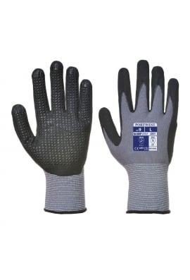 Portwest Dermiflex plus PU Nitrile Foam Dotted Palm Glove (pack size 10)