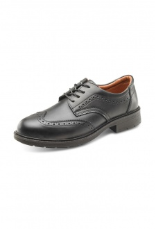 Click Footwear Brogue Managers Safety Shoe