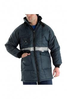 EN342 Coldstar  Enhanced Visibility  Freezer Jacket