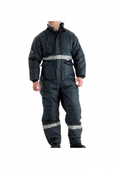 CCFC Coldstar Enhanced Visibility Freezer Coverall (S To XXXL)