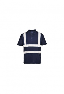 F477 Iona Enhanced Visibility Polo Shirt (Small To 2XL)