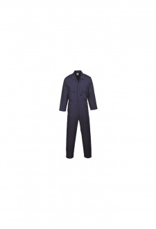 "C813 Zip Fronted  Boilersuit Standard Colour Range Regular 31"" Leg (Small to 5Xlarge)"