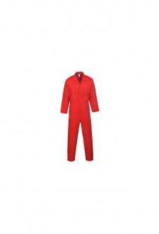 C813 Zip Boilersuit Premium Colour Range Regular Leg (Small to 3XLarge)