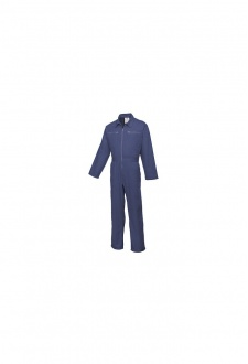 C811 PortWest Zip Front Cotton Boilersuit (Xsmall to 4XLarge)