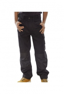 CPMPTNBL Black Premium Holster  Pocket Trousers