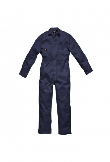 WD002 Contract Stud Fastening Coverall (S To 2XL)