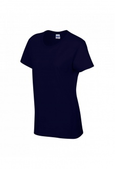 GD006 Heavy Cotton Womens T-shirt (Small To 2XL)