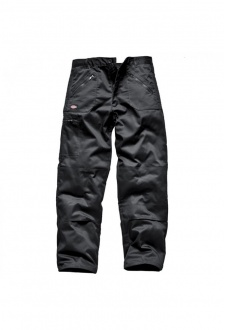 WD005 Redhawk Action Trousers Black