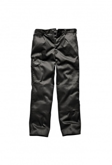 WD007 Redhawk SuperWork Trousers Black