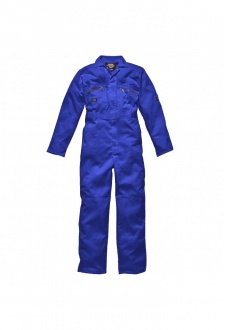 WD001 Redhawk Zipped Coverall (Size 42 To 54)