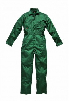 WD014 Redhawk Stud Front Coverall (Size 42 To 48)