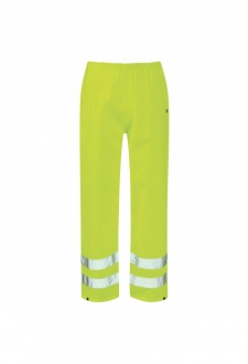 WD042 Hi-Vis Highway Trousers (Medium To 2XL)