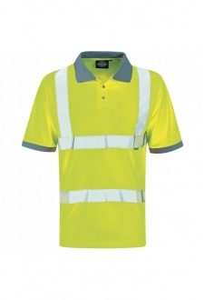 WD043 Hi-Vis Polo Shirt (Medium To 2XL)