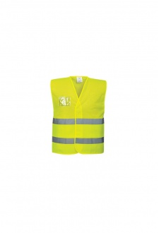 C494 Hi Vis Mesh Vests (Small To 5XL)