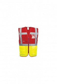 C276 Hi Vis Exceutive Vests (Paris) (Small To 3XL)