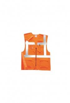RT26 Rail Spec Executive Hi Vis Vests (Medium To 2XL)